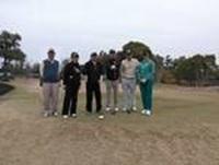 第10回親睦ゴルフコンペ
